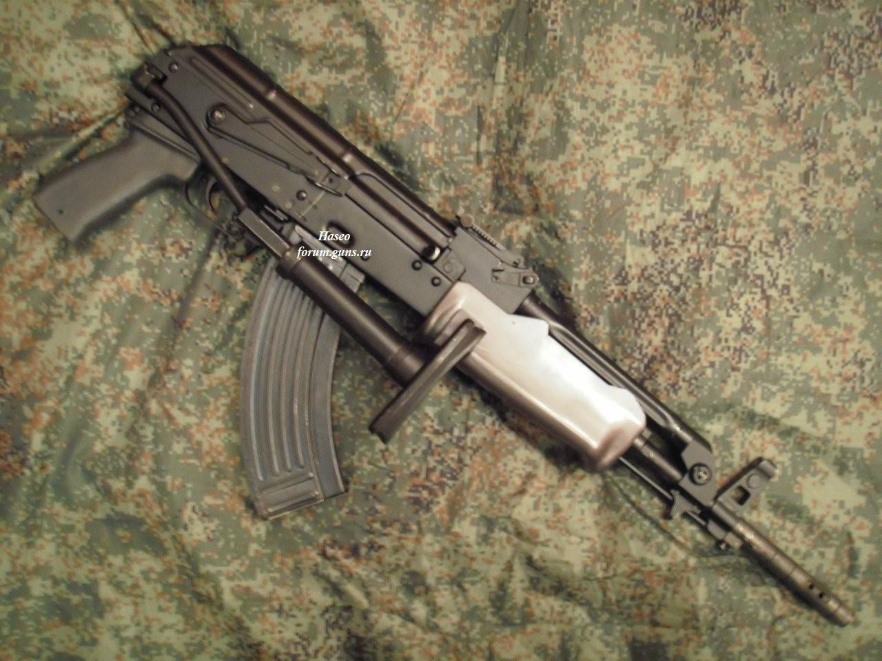 АМР-69, модификация АК