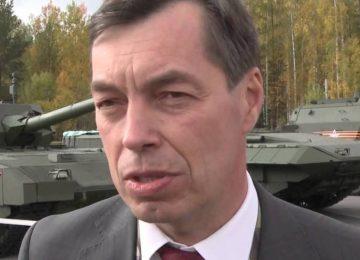 Андрея Терликова, директор конструкторского бюро