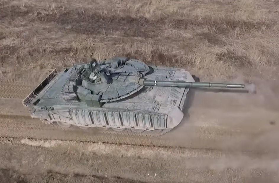 Башня Т-80БВМ