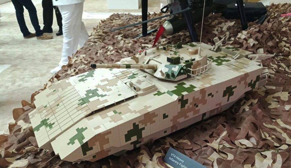 БМП VT-4 Heavy