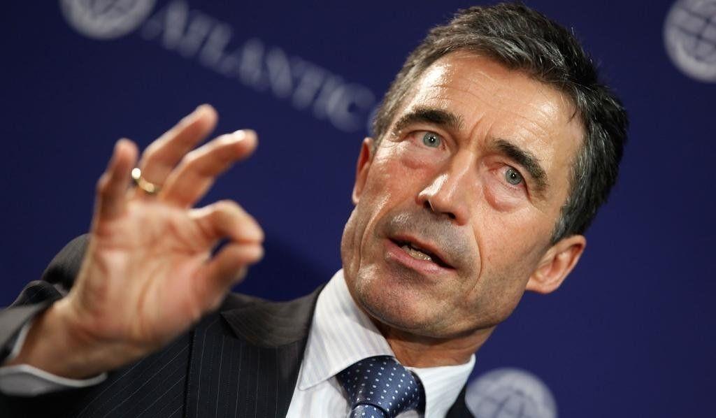Бывший генсек НАТО Андерс Расмуссен