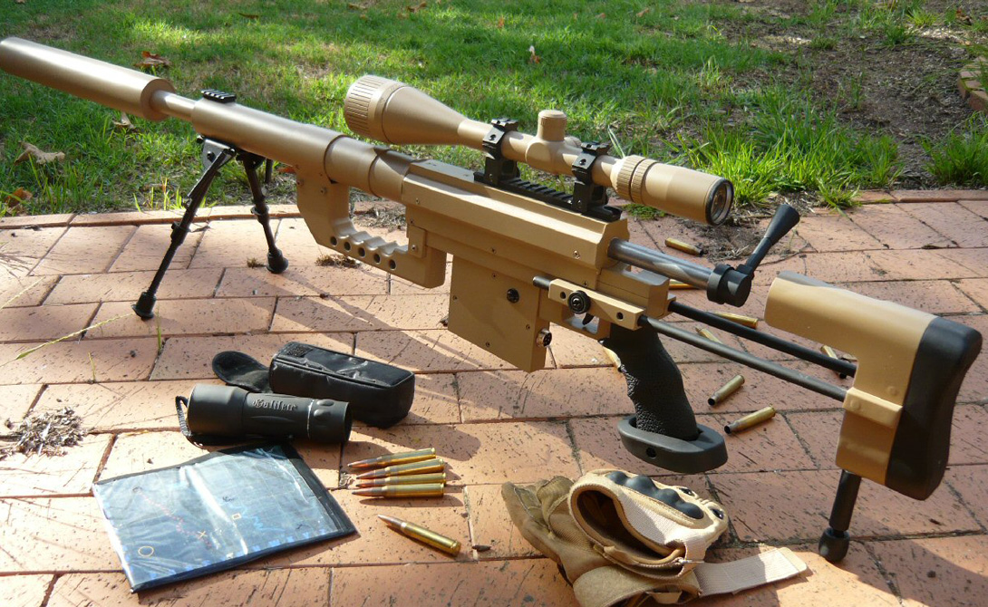 CheyTac Intervention М200