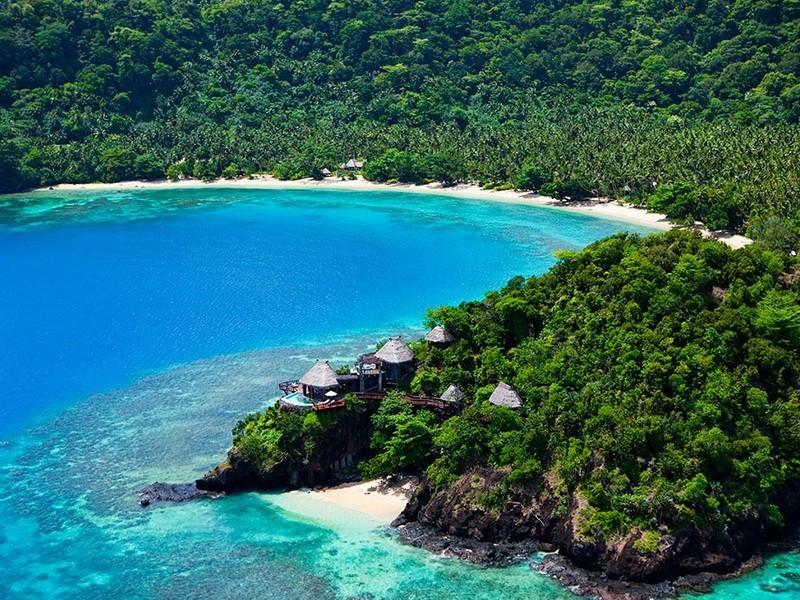Деревушка на островах ФШМ