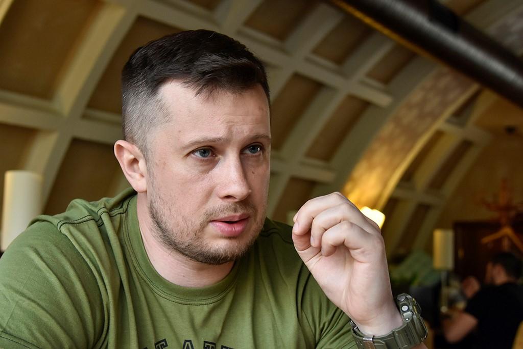 Экс-командир батальона ВСУ Билецкий
