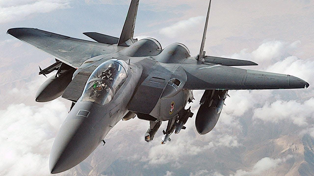 F-15 ВВС США