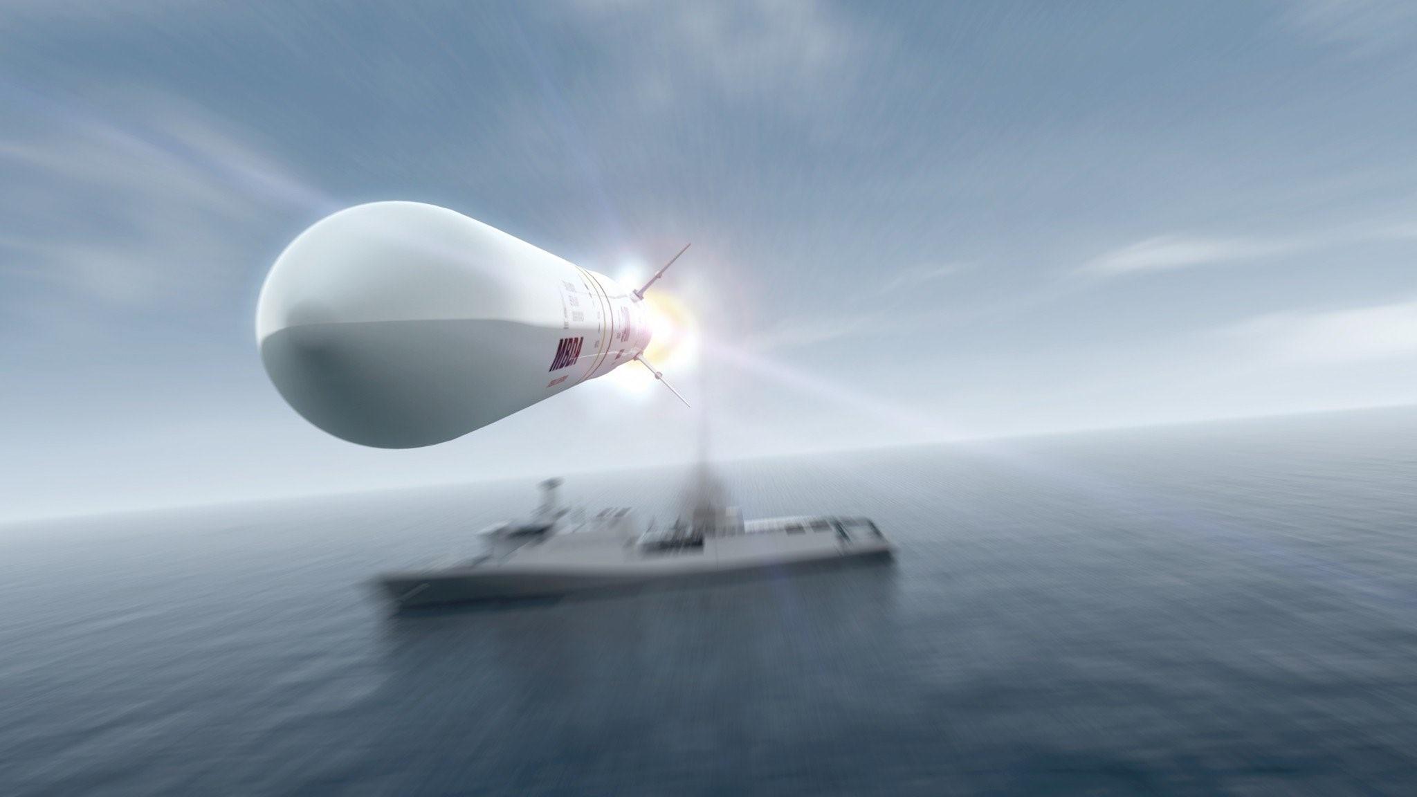 Гиперзвуковая ракета ВКС РФ «Циркон»