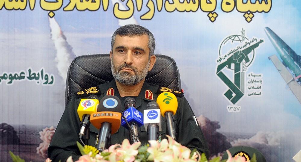 Глава КСИР Али Хаджизаде