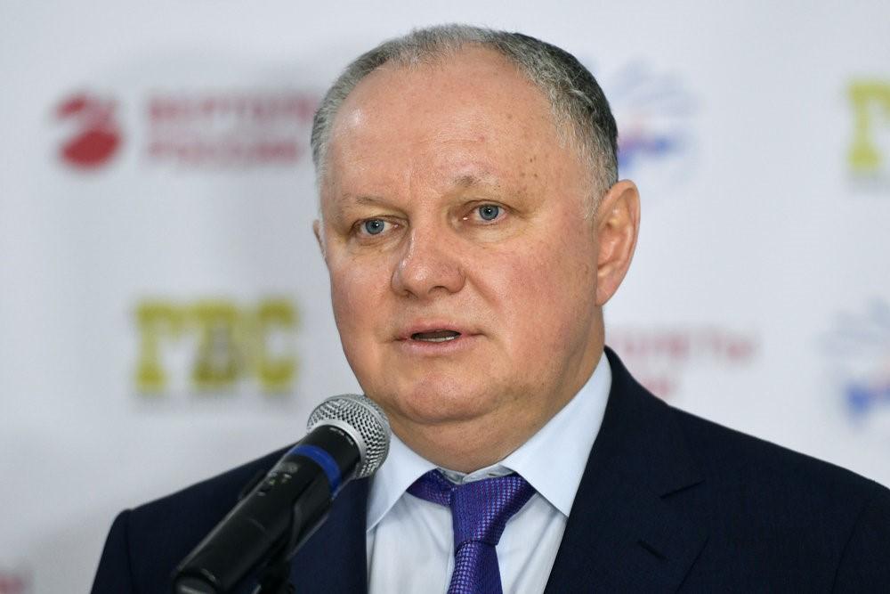 Глава Рособоронэкспорта Александр Михеев