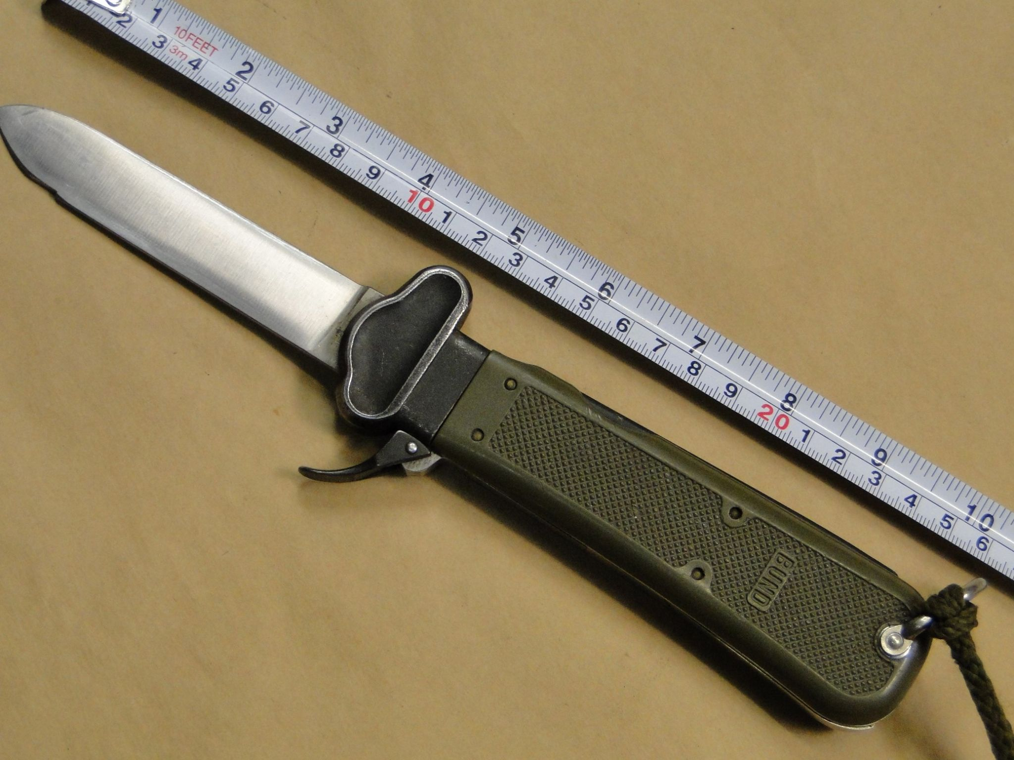 Гравитационный нож