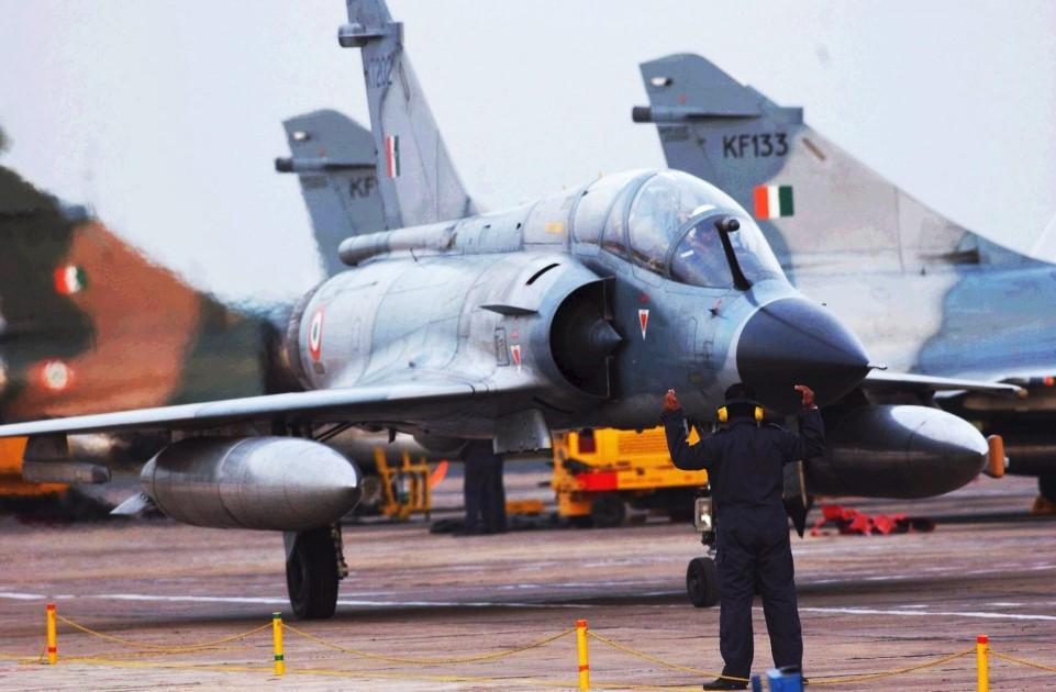 Индийские военные самолеты
