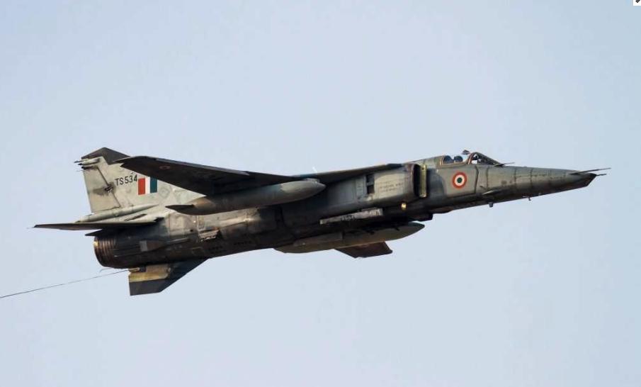 Индийский МиГ-27