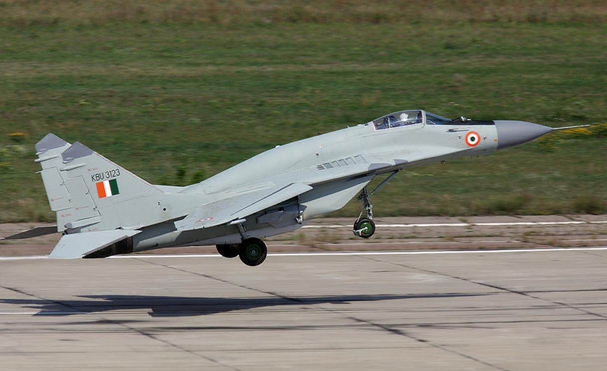 Индийский МиГ-29
