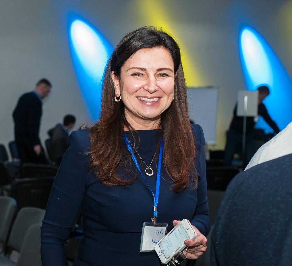 Инна Богословская, кандидат в Президенты Украины
