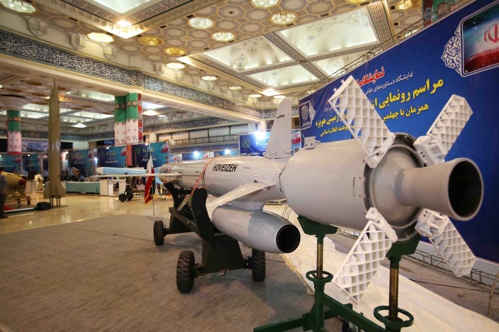 Иранская ракета дальнего радиуса действия