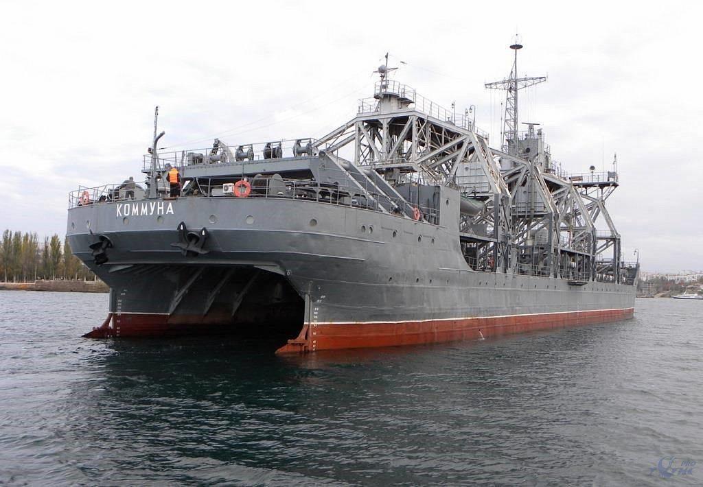 Корабль «Коммуна»