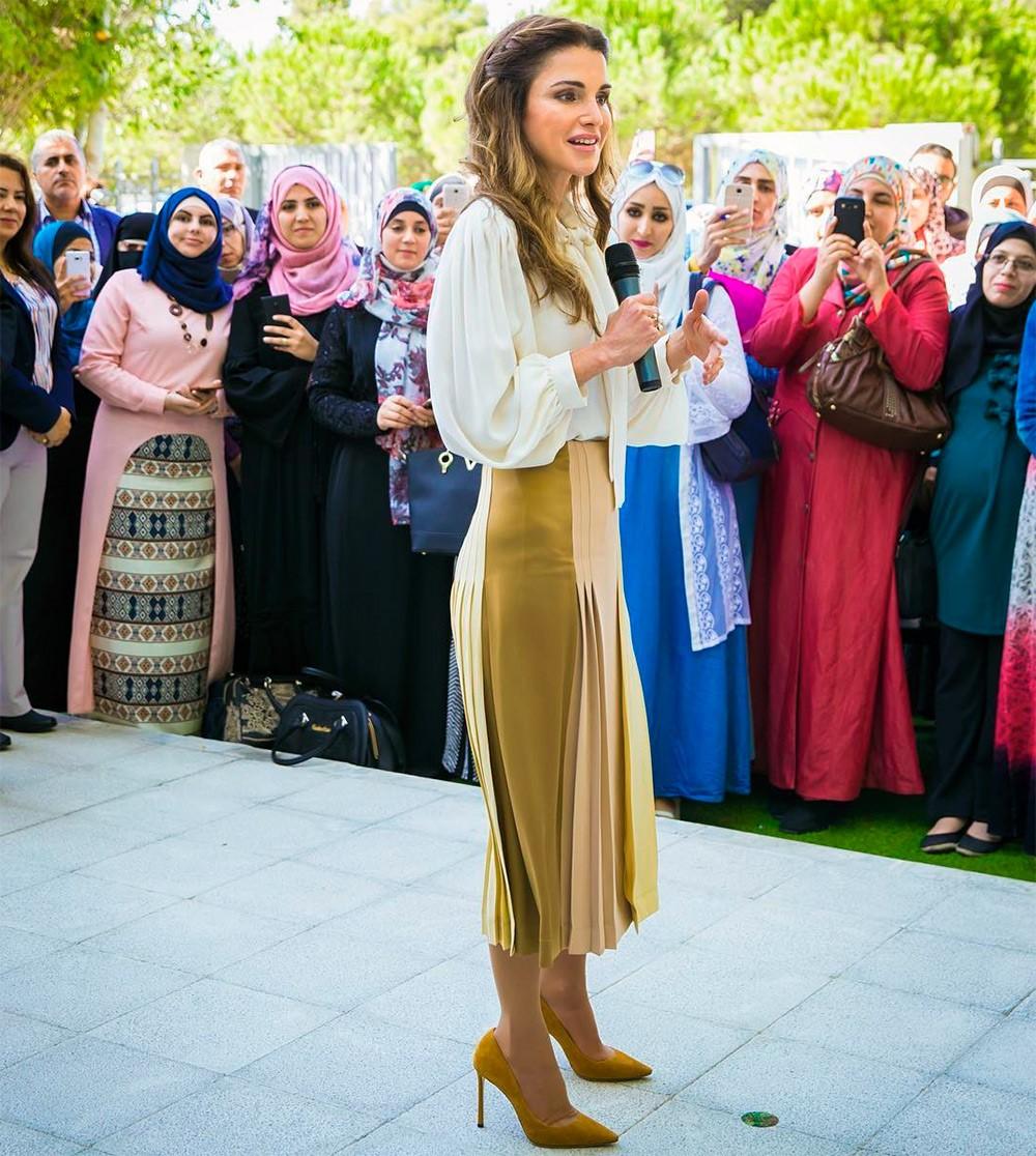 Королева Иордании Рании аль-Абдулла