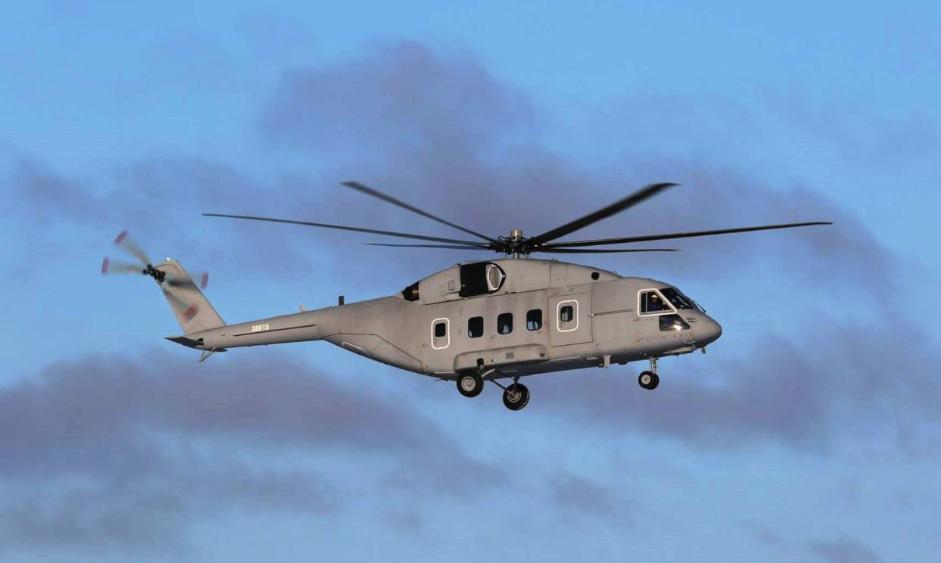 МИ-38Т летит