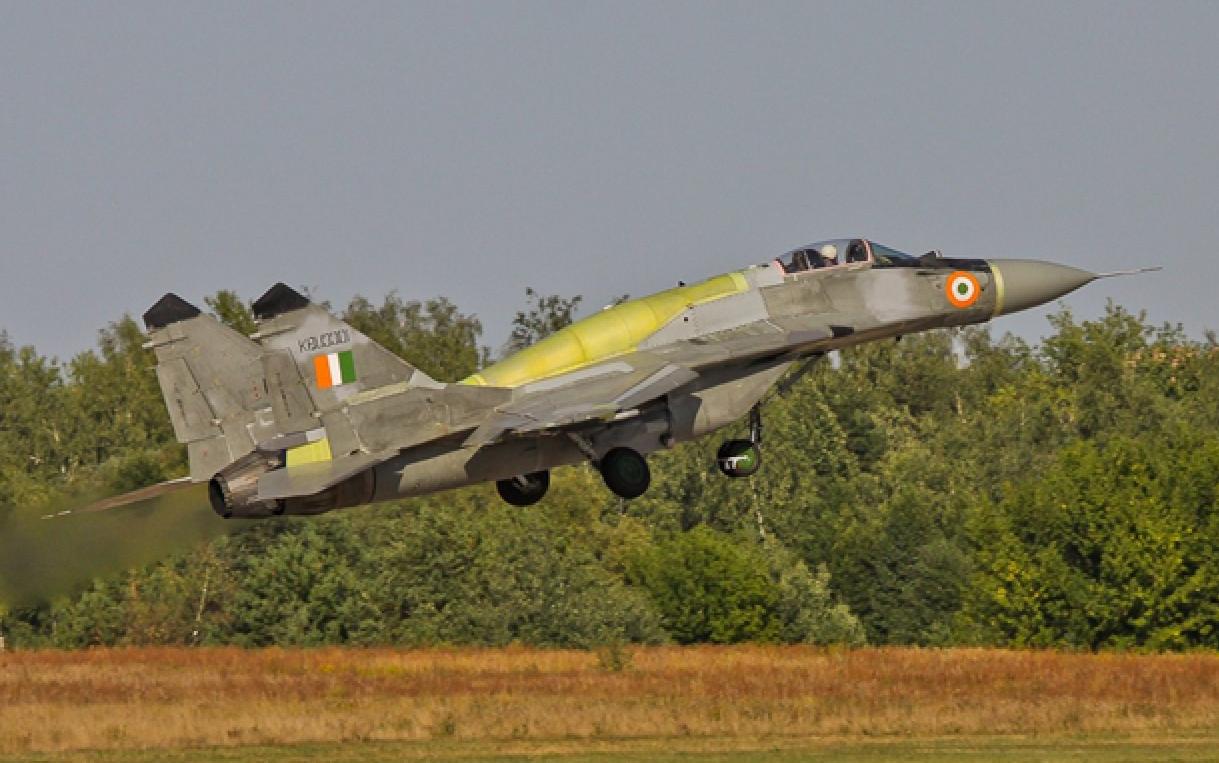 МиГ-29 индийских ВВС