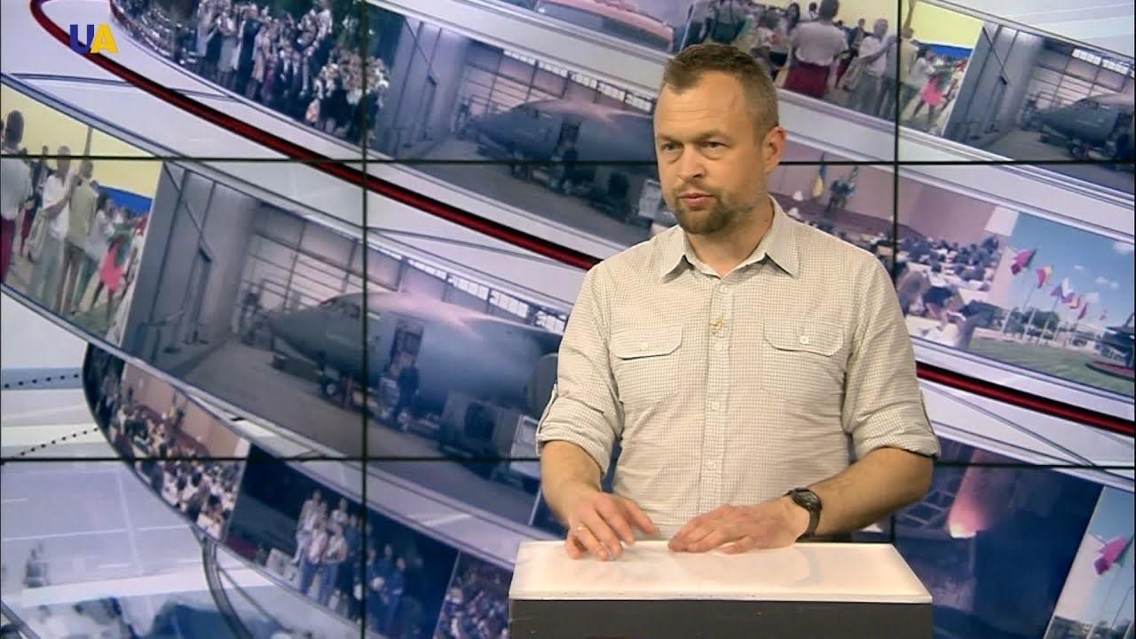 Михаил Самусь, украинский военный эксперт