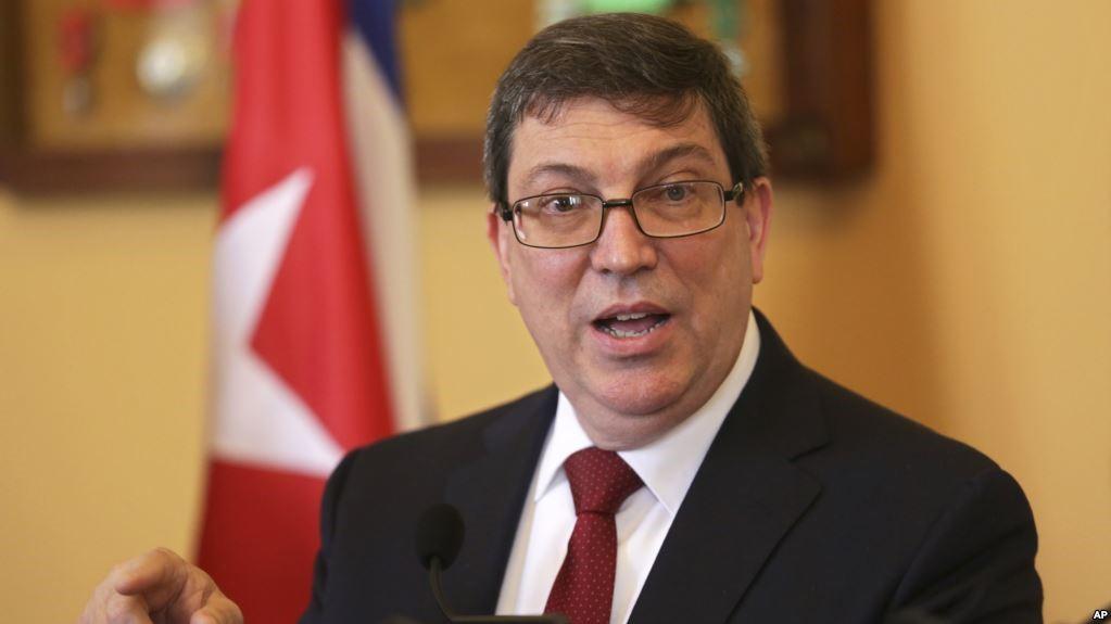 Министр иностранных дел Кубы