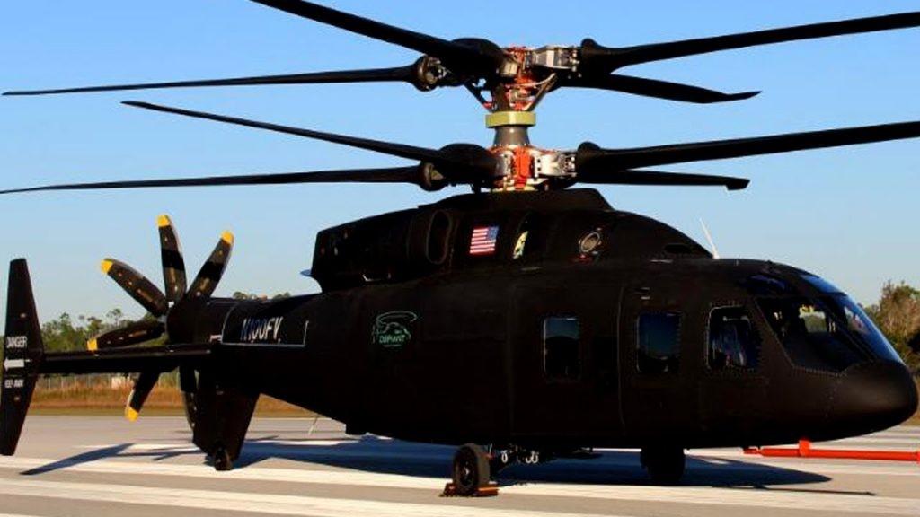 Многоцелевой скоростной вертолет SB 1 Defiant