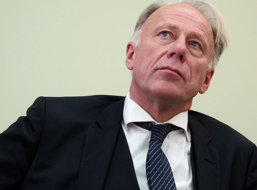 Немецкий депутат Юрген Триттин