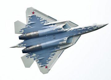 Опытный образец Су-57