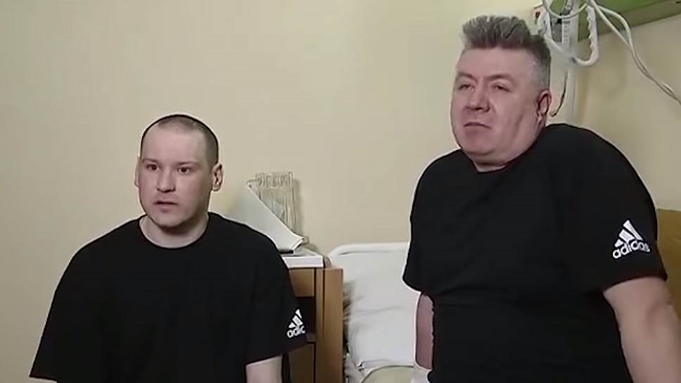 Освобожденные молдавские летчики