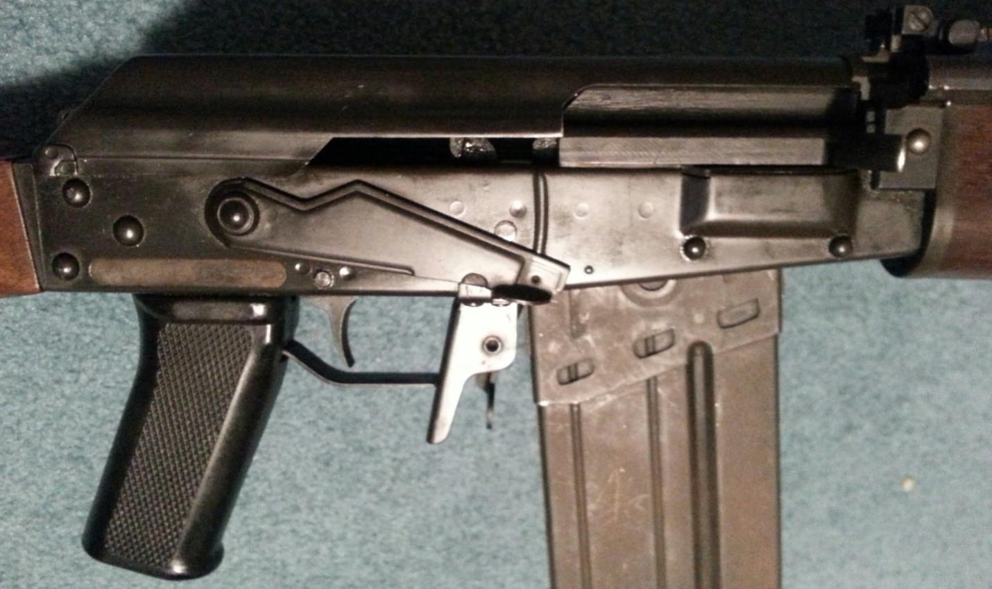 Приклад Valmet M82