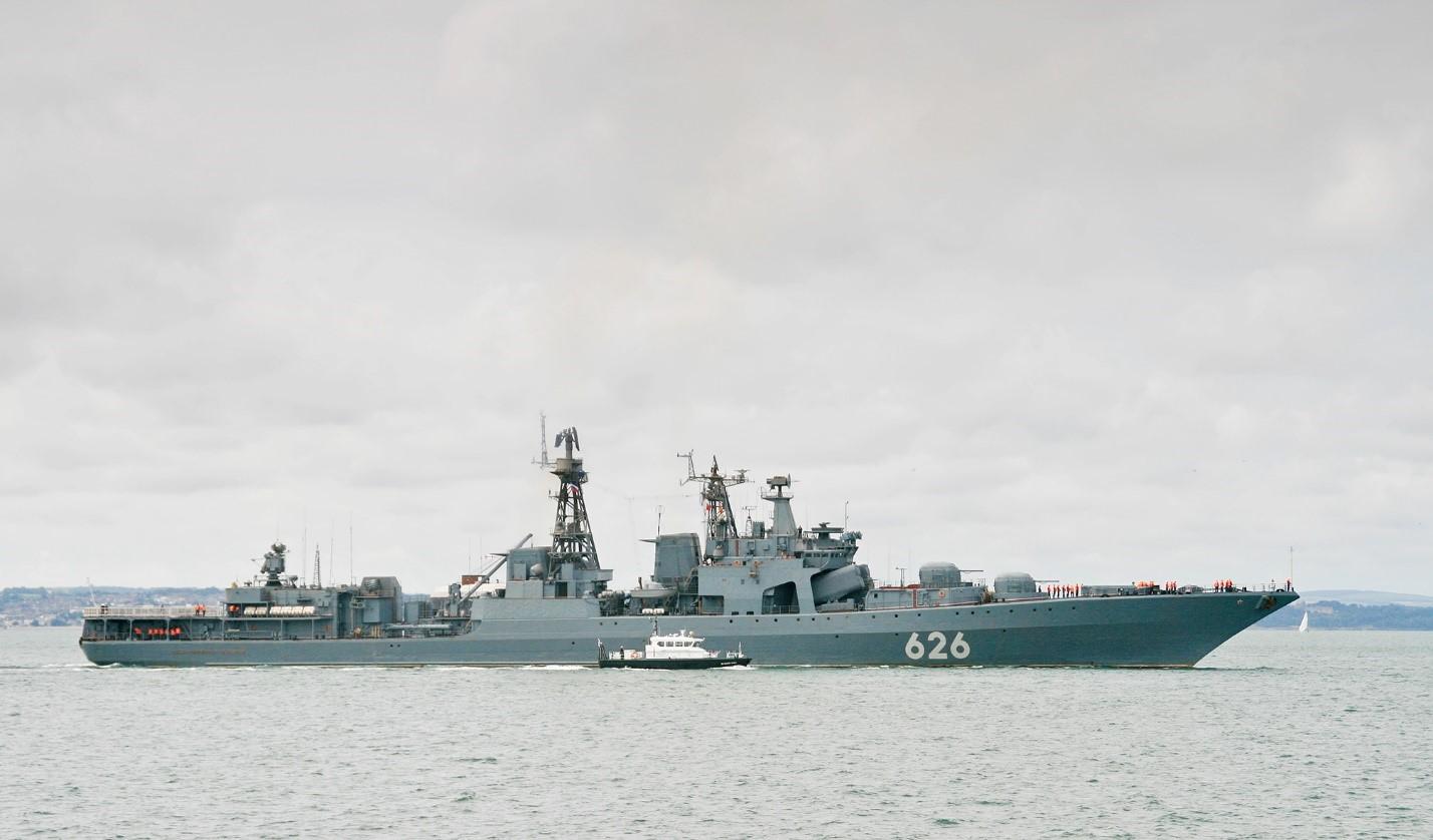 Противолодочный корабль «Вице-Адмирал Кулаков»