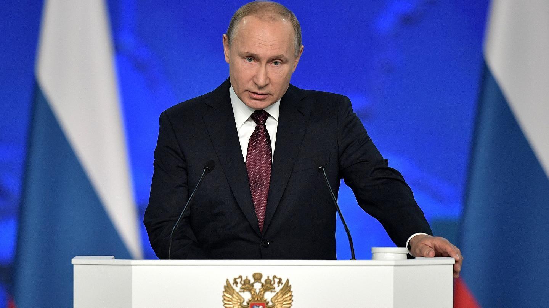 Путин говорит о «Цирконе»