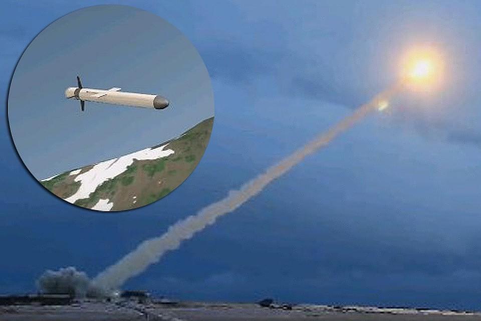 Ракета «Буревестник»