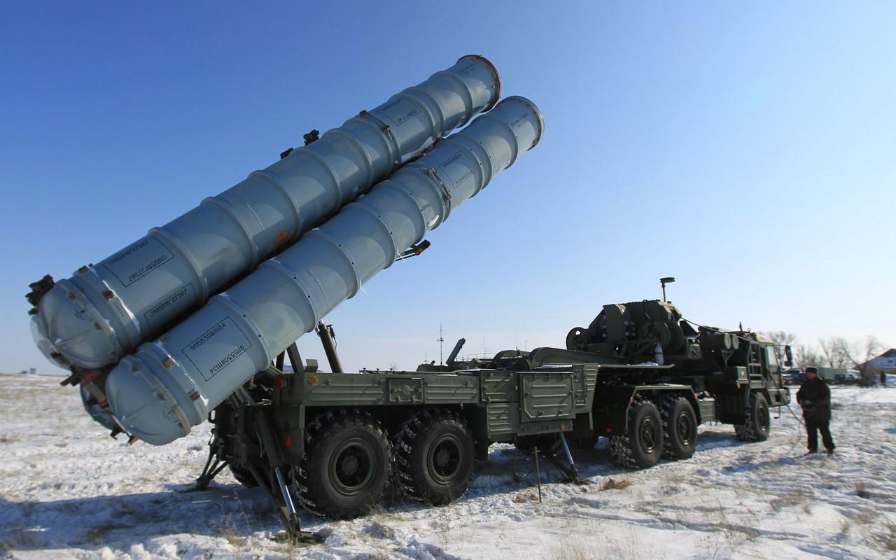 Ракетный комплекс С-400