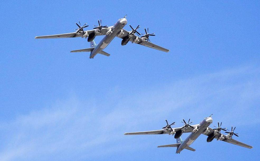 Ракетоносцы Ту-95МС