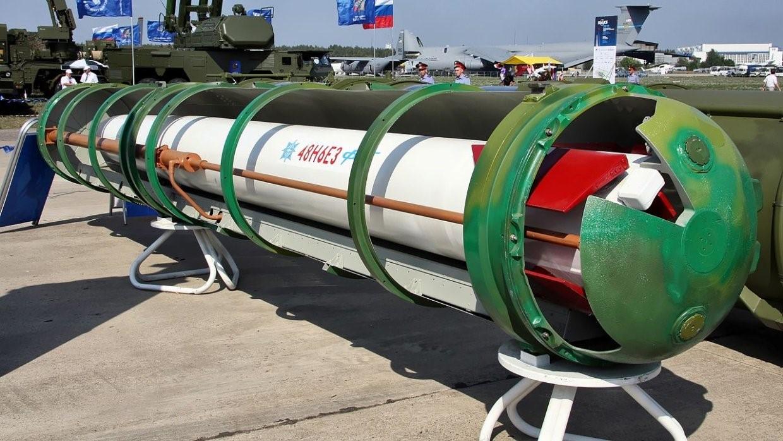 Ракеты для С-400