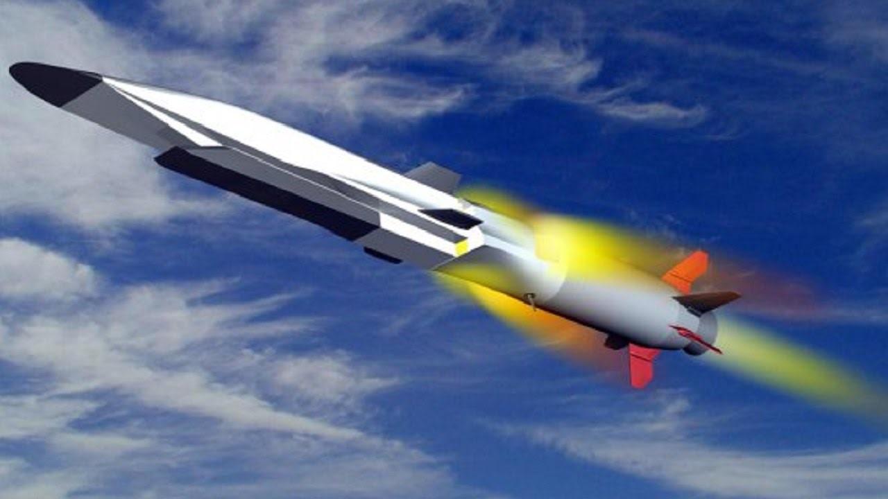 Российская гиперзвуковая ракета
