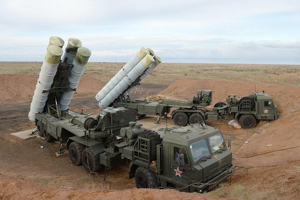 Российские комплексы С-400
