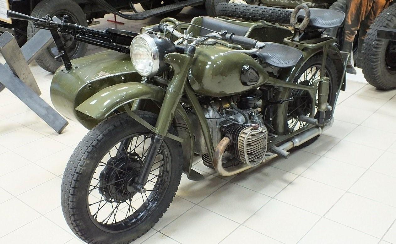 Российские мотоциклы «Урал»