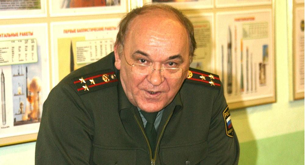 Российский эксперт Виктор Баранец