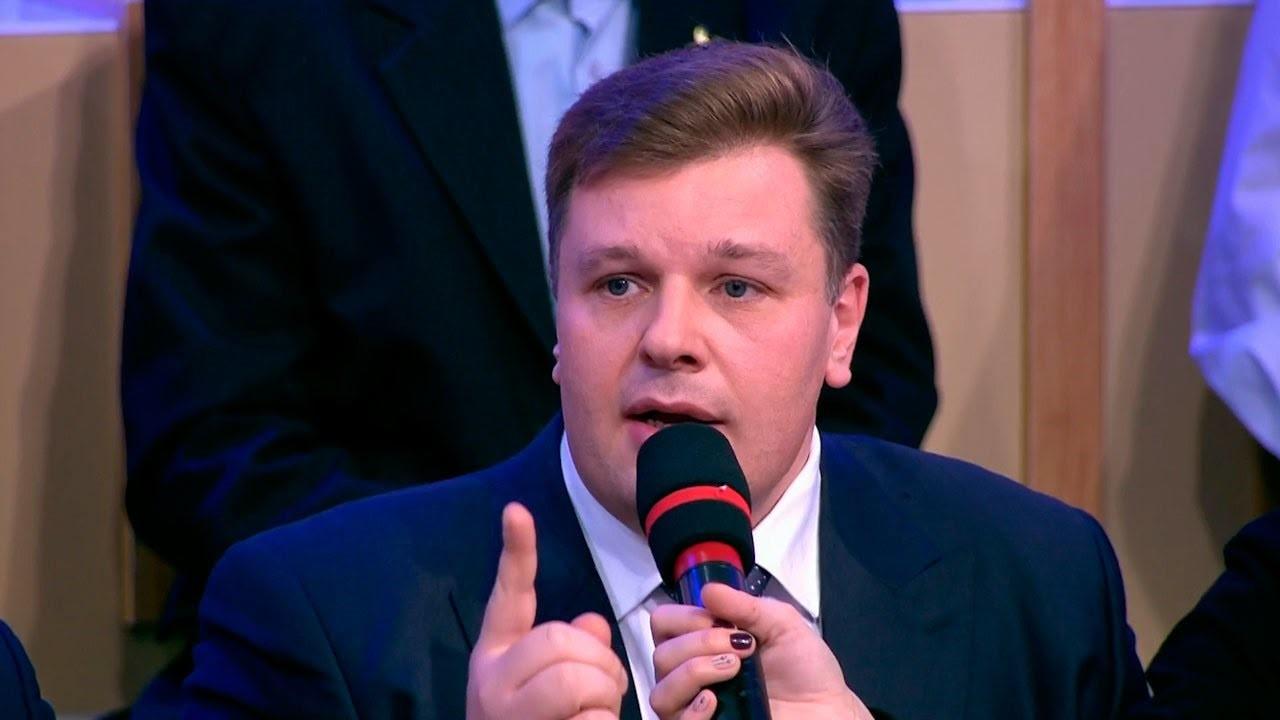 Российский политолог Сергей Судаков