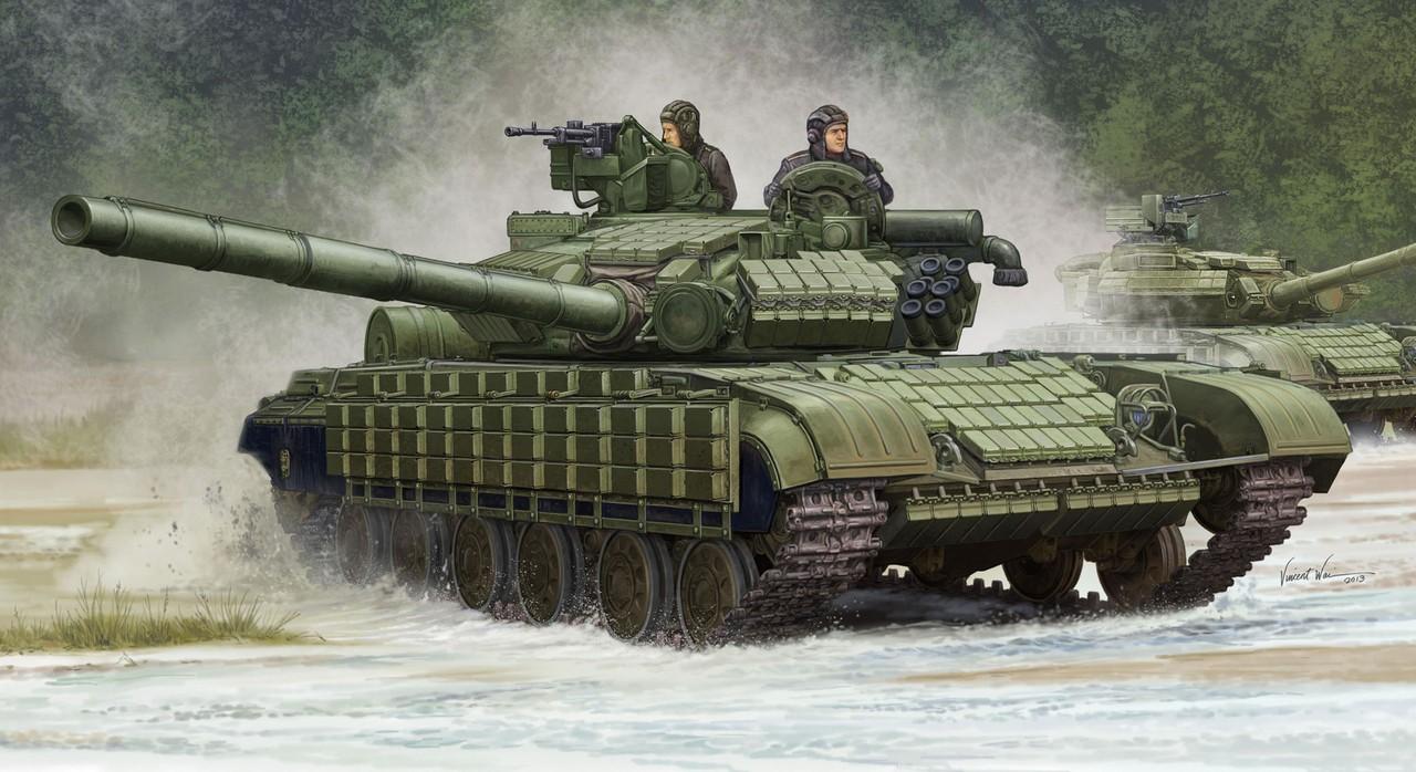 Российский танк Т-72Б3