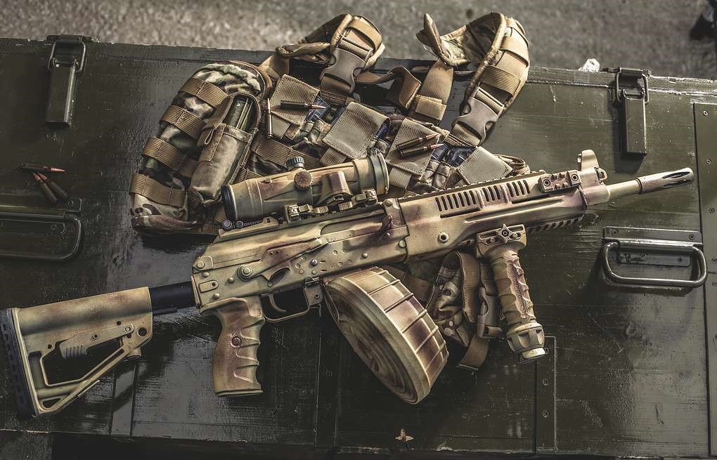 РПК-16 и снаряжение