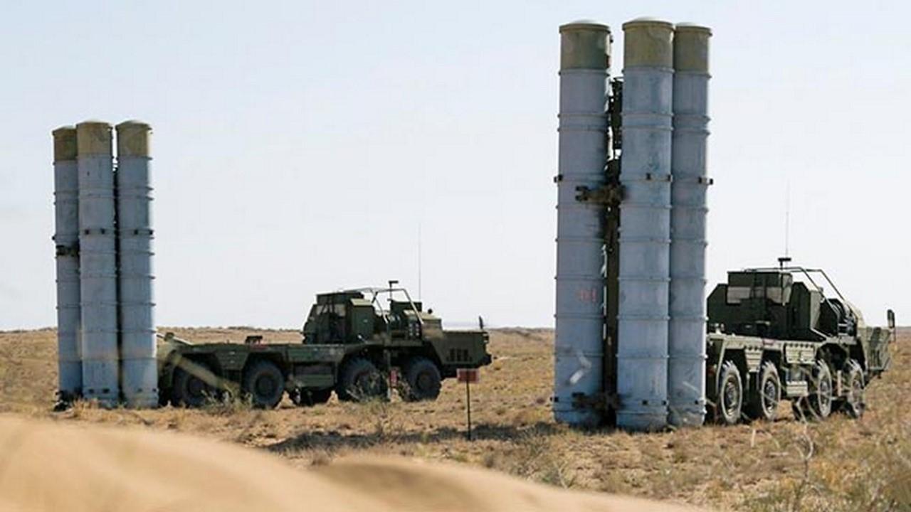 С-300 на страже сирийских границ