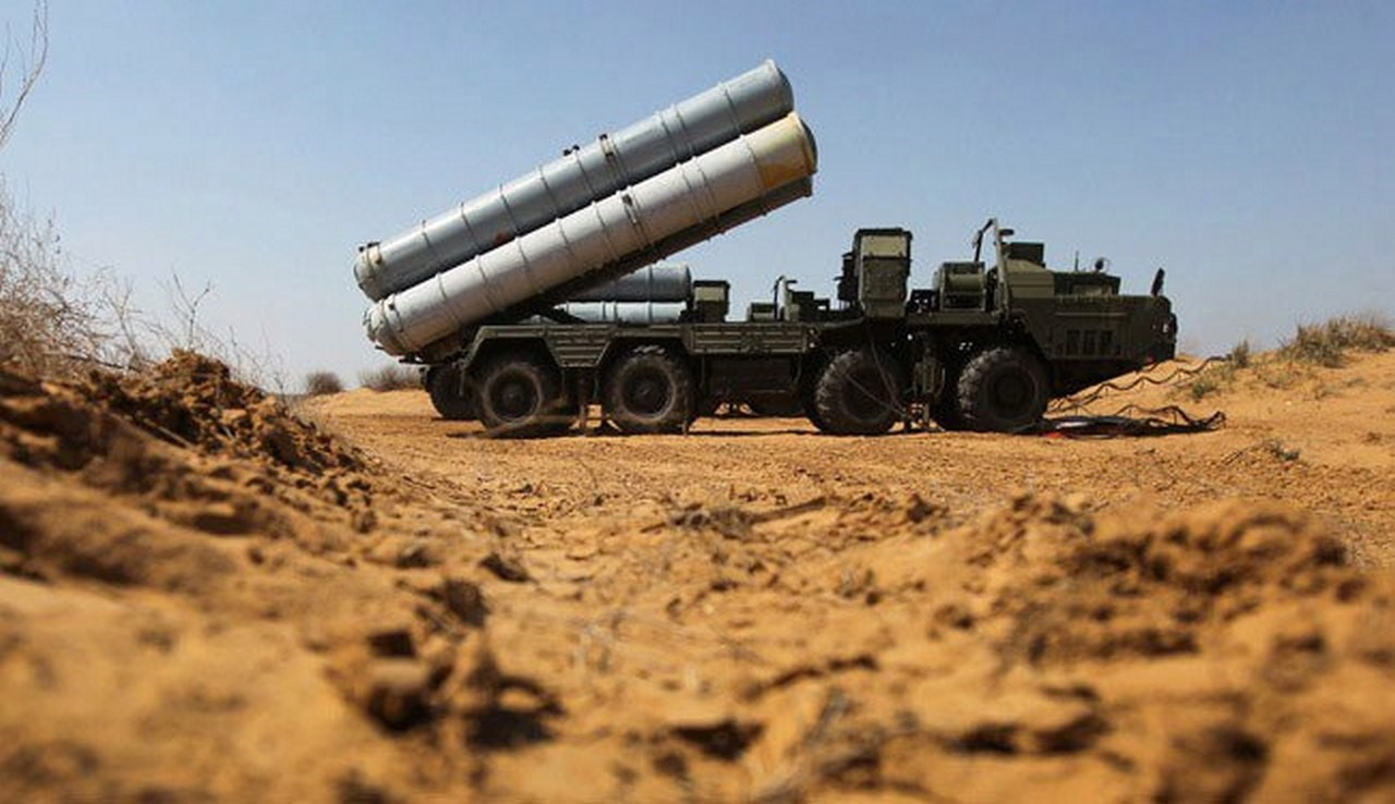 С-300 приведен в боевую готовность
