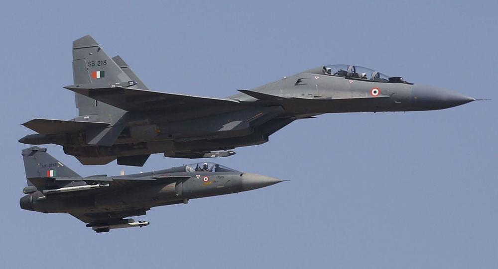 Самолеты индийских ВВС