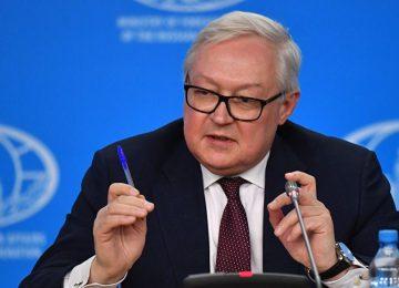 Сергей Рябков, заместитель главы МИДа РФ