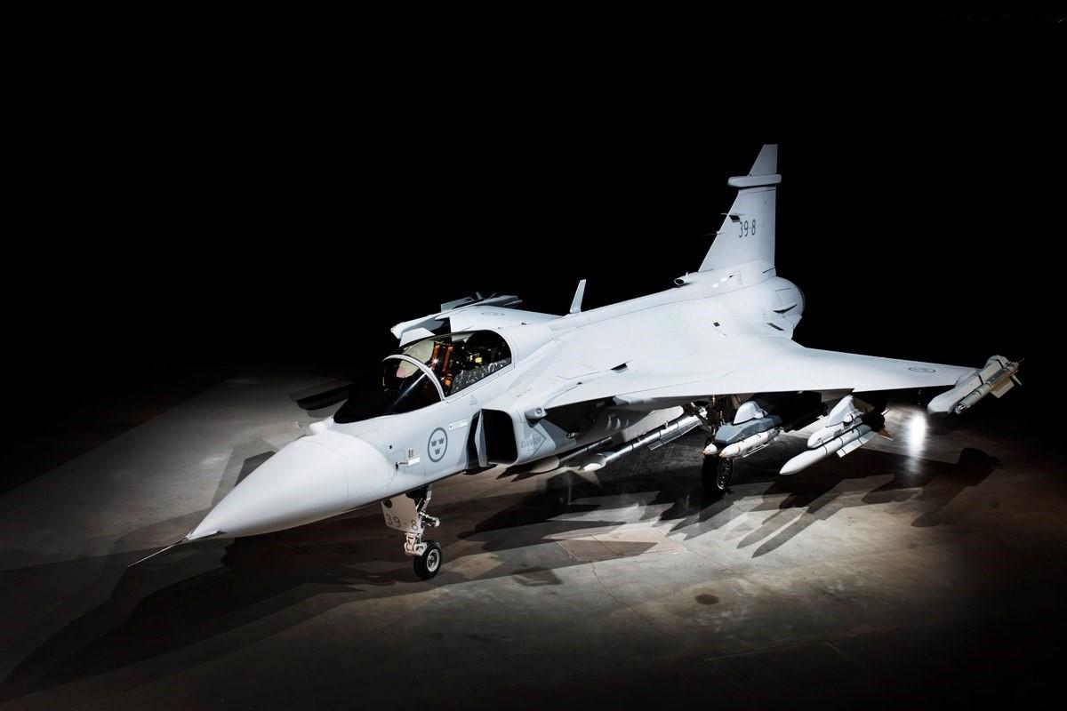 Шведский истребитель Gripen E