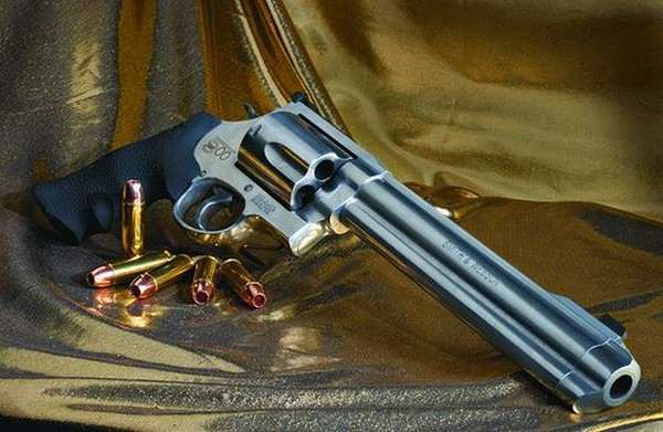 Smith & Wesson .50 Cal
