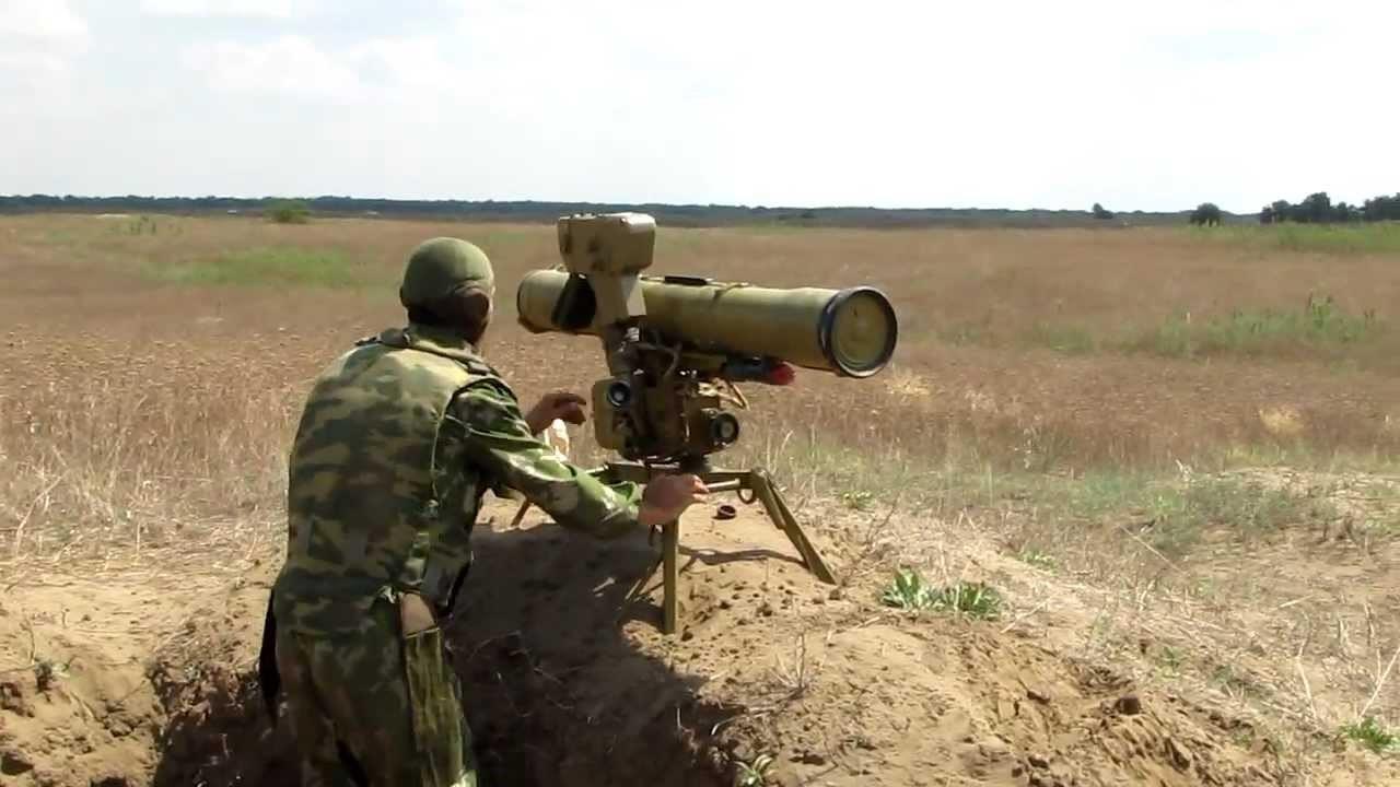 Солдат с ПТРК
