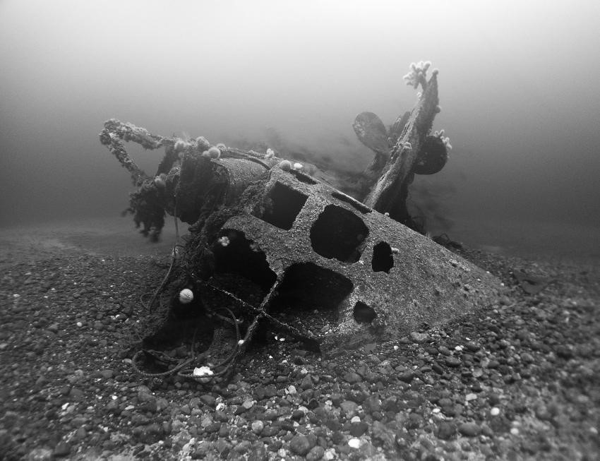 Утонувшая подлодка